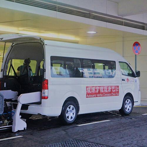 Autocarro Venha Conosco Chon Fai